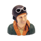 WWII PILOTS 1/6 (25g)