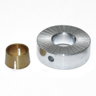 COLLET & DRIVE FLANGE FOR AS-40 HELI