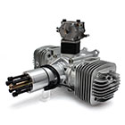 DLE-120 TWIN TWO STROKE PETROL ENGINE