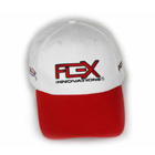 FLEX INNOVATIONS HAT-WHITE