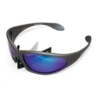 MACGREGOR SUNGLASSES GREY / BLUE LENS