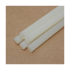 300mm x 6mm diameter Natural Nylon 66 Ro