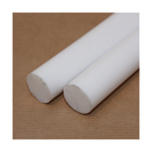 300mm x 20mm diameter PTFE Rod