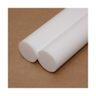 300mm x 25mm diameter PTFE Rod