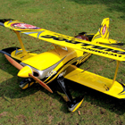 PITTS CHALLENGER 120CC 87IN (03) BULLDOG