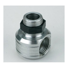 Muffler Right Angle Adaptor