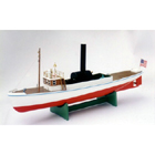T-1 STEAM BOAT KIT WITH ENGINE & BOILER