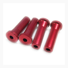 STAND OFF-45mm (5mm,10-24 hole) (RED)