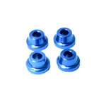 STAND OFF-10mm (6mm,1/4in hole) (BLUE)