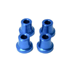STAND OFF-15mm (6mm,1/4in hole) (BLUE)