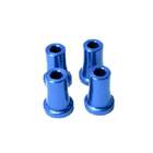 STAND OFF-30mm (6mm,1/4in hole) (BLUE)