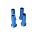 STAND OFF-40mm (6mm,1/4in hole) (BLUE)