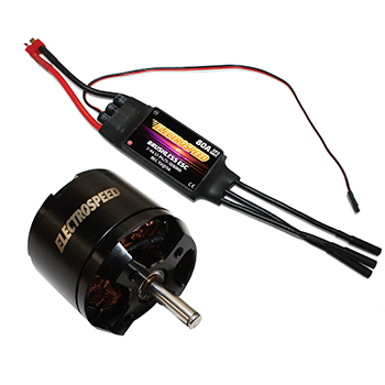 ELECTROSPEED BOOST 60 POWER PACK