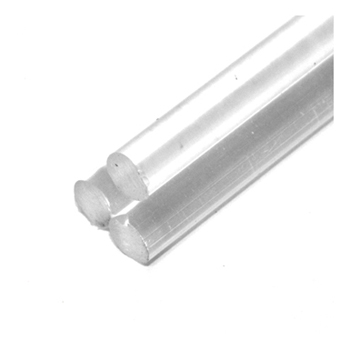 1m x 6mm Diameter Cast Acrylic Rod